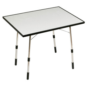 Lafuma California - Table pliante - gris/noir